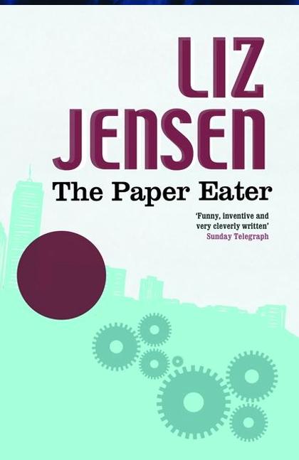 the paper eater liz jensen